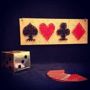Cards-Home Decor-String Art by Sonal Malhotra