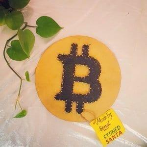 Bitcoin string art tedx