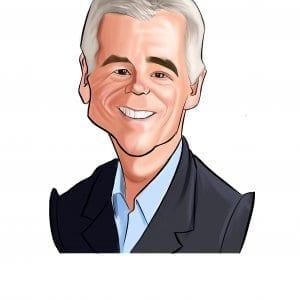 Daniel Petree Caricature