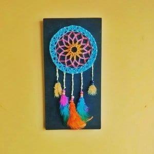Dream Catcher String Art