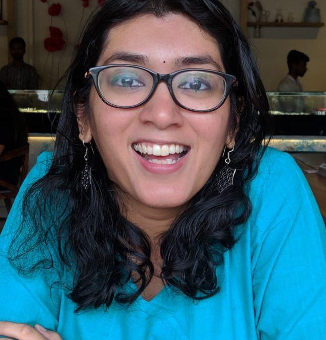 Exploring the art of Mandalas with Swathi Kirthyvasan